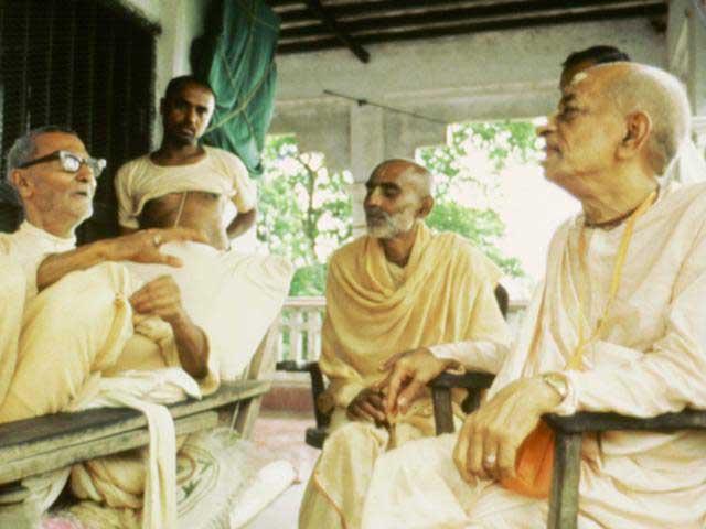 sridhar maharaja and prabhupada
