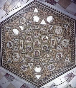 Bardo_Tunis_Roman Mosaic