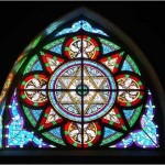 stained-glass-hexagram-church
