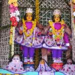 Indie: Nitjananda Trajodaśi z potomkiem Pana Nitjanandy