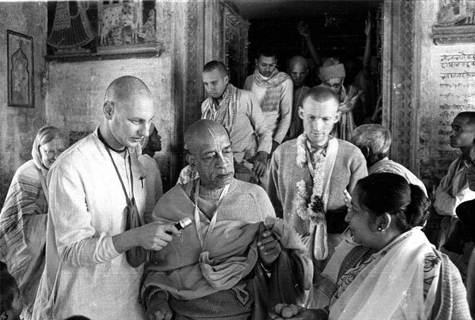 Parikram Braj Mandal Srila AC Bhaktivedanta Prabhupada 02