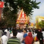 Sri Caitanya Gaudiya Math: Festiwal Ratha Yatra w Chandigarh