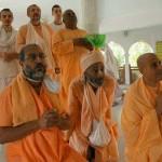 Radhanath Swami odwiedził Sri Gopinath Gaudiya Math.